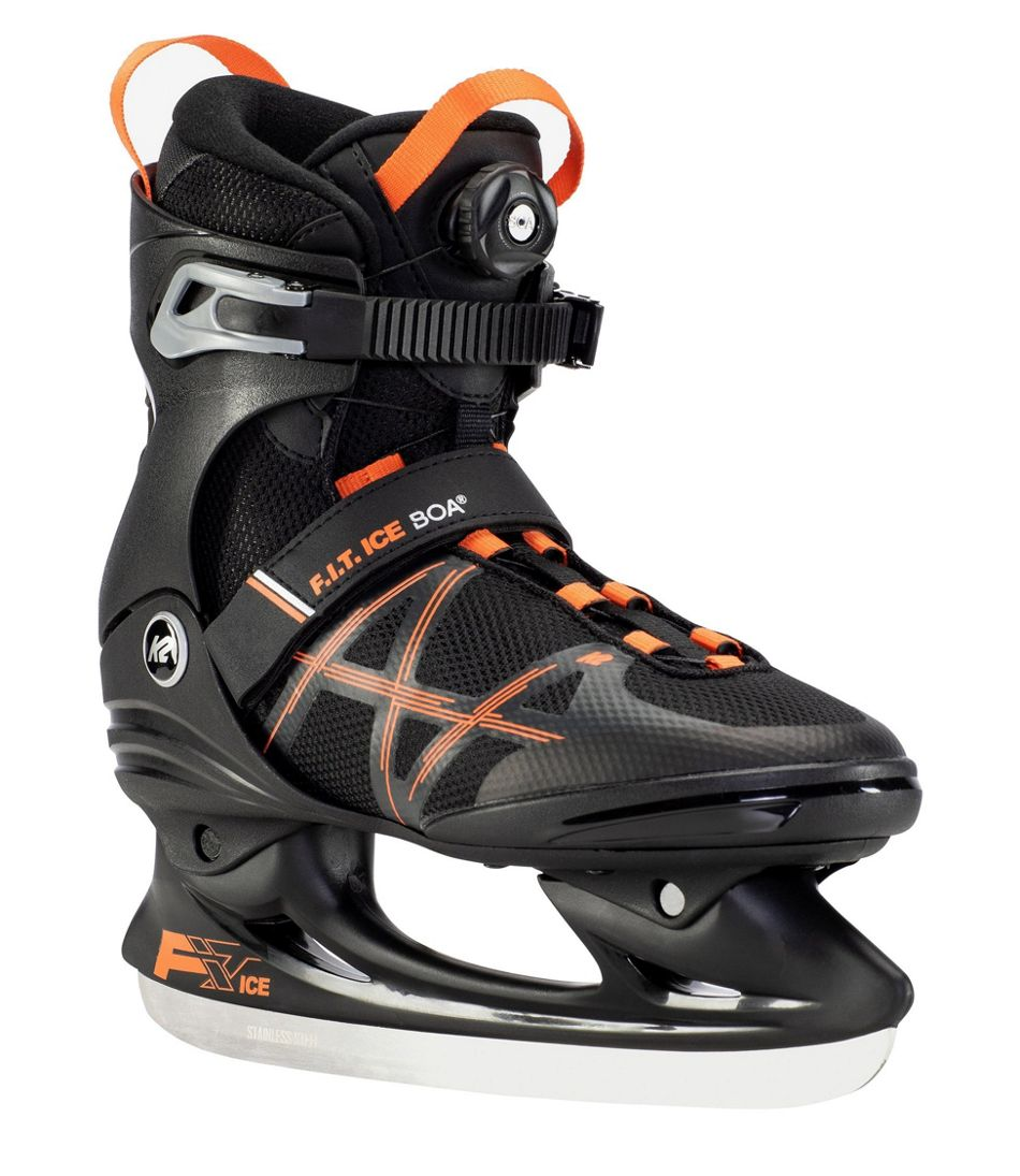 Adults' K2 F.I.T. Boa Ice Skates
