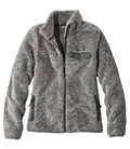 Hi-Pile Fleece Jacket, Full Zip