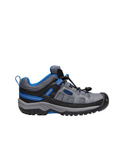 Kids' Keen Targhee Waterproof Mid Hikers