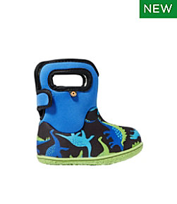 Toddlers' Baby Bogs Boots, Dino