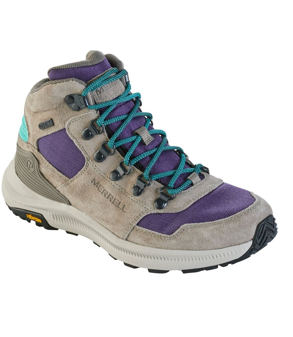 Women's Merrell Ontario 85, Waterproof Mid