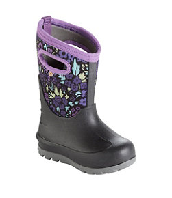Kids' Bogs Neo Classic NW Garden Boots
