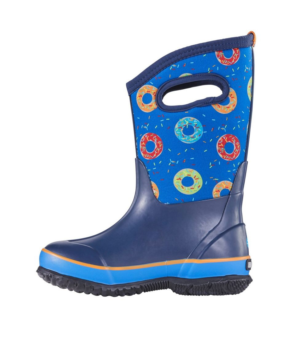 Kids' Bogs Classic Design-A-Boot, Donut