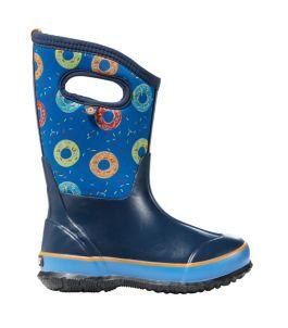 Kids' Bogs Classic Design-A-Boot, Donut