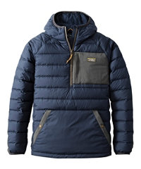 L.L.Bean Men's Mountain Classic Down Pullover