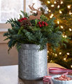 NEW Christmas Reindeer Centerpiece, One Color, small image number 0