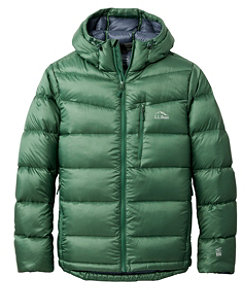 Men's Ultralight 850 Down Big Baffle Hooded Puffer Jacket