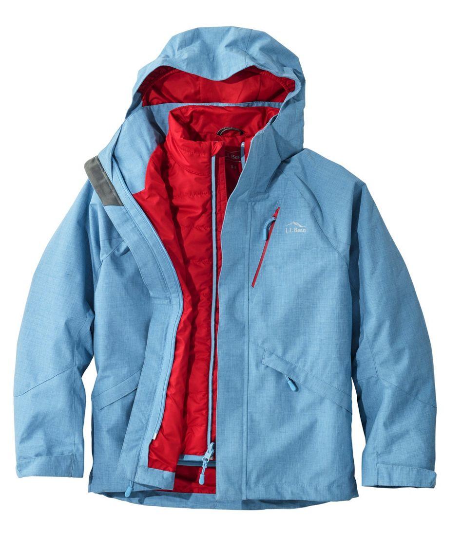 Kids' All-Season 3-in-1 Jacket
