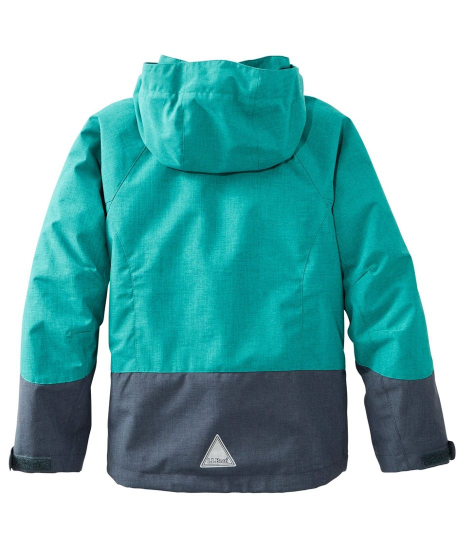Kids' All-Season 3-in-1 Jacket, Colorblock