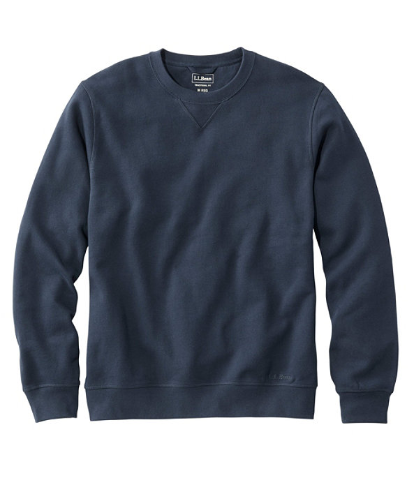 Men's Athletic Sweats, Crewneck, , large image number 0