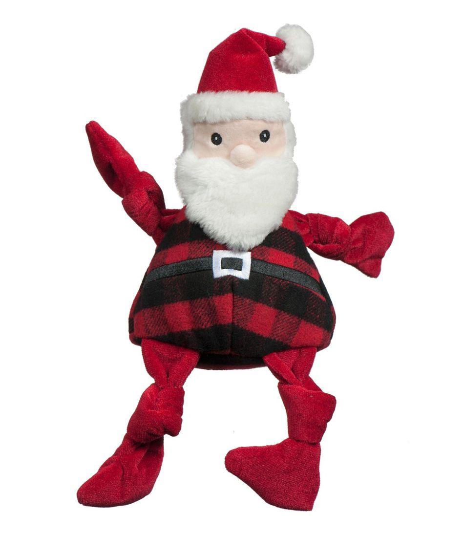 Holiday Knottie, Large Santa