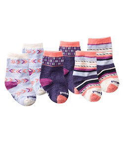 Toddlers' SmartWool Trio Socks