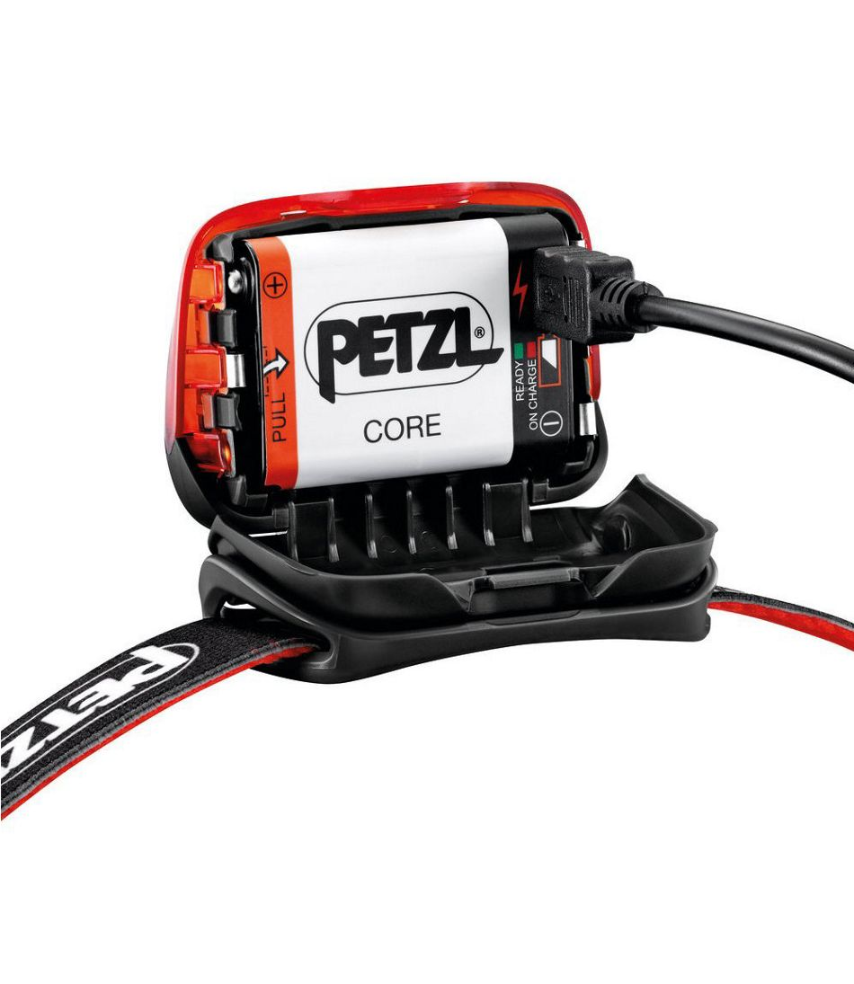 Petzl ACTIK CORE Rechargeable Headlamp