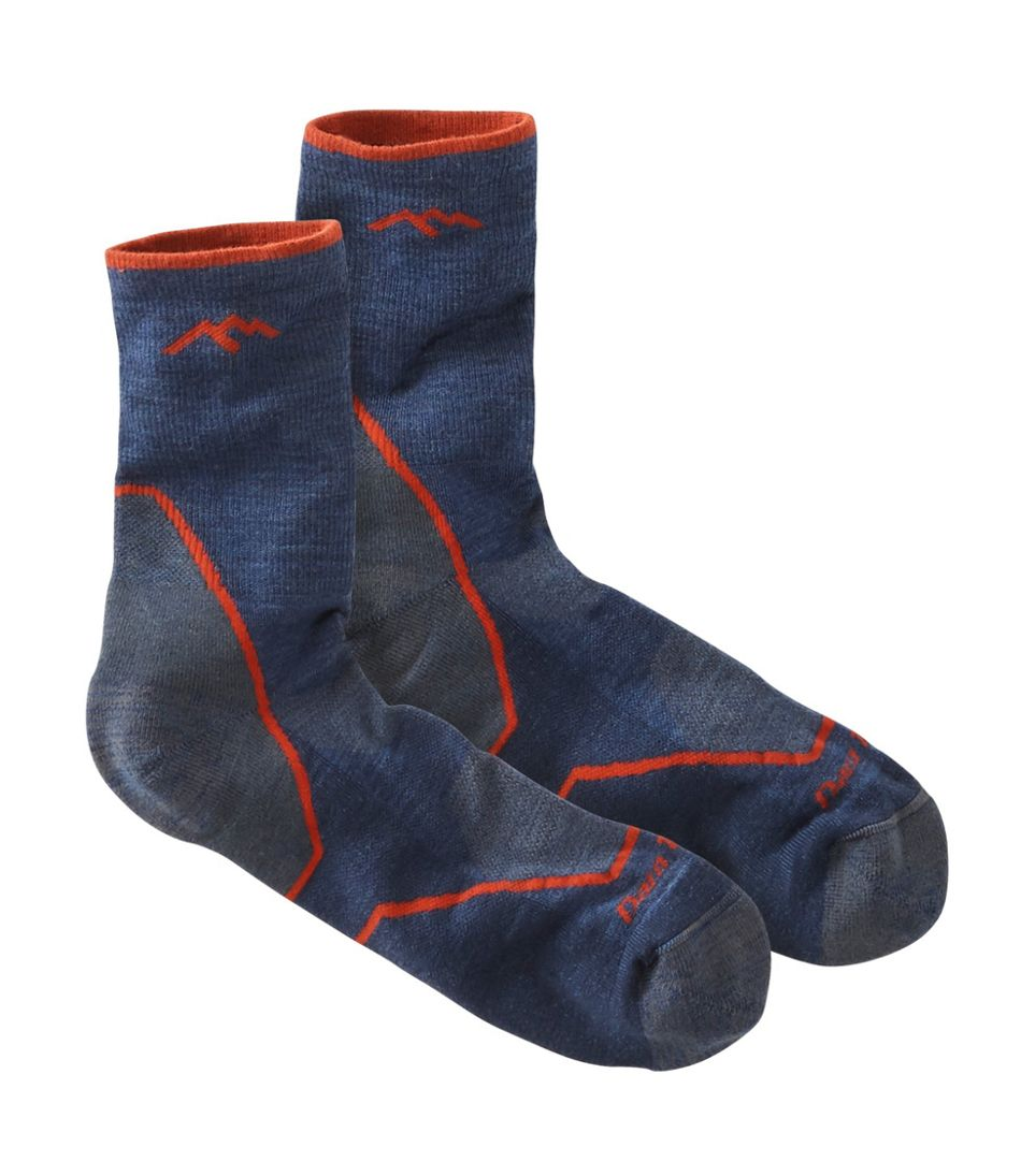 Men's Darn Tough Light Hiker Micro Crew Socks