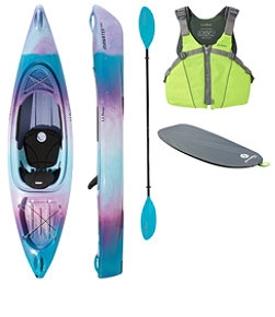 LLB Manatee Kayak 10' Set