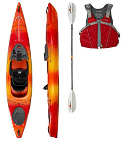 Wilderness Systems Pungo Kayak 120 Set