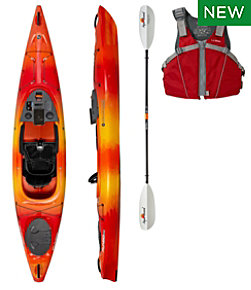 Wilderness Systems Pungo Kayak 120 Set