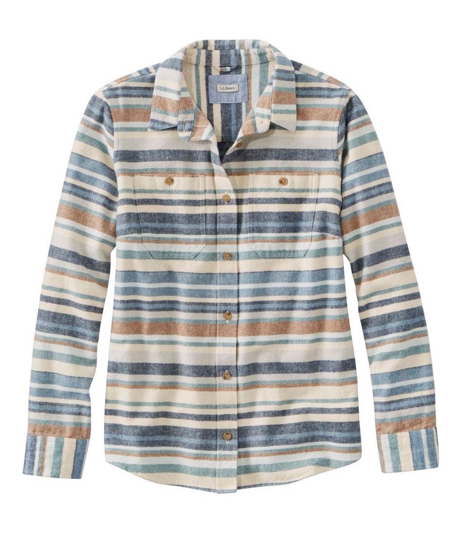 Heritage Chamois Shirt, Stripe