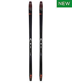 Rossignol BC 80 Skis With Mounted NNN BC Automatic Bindings