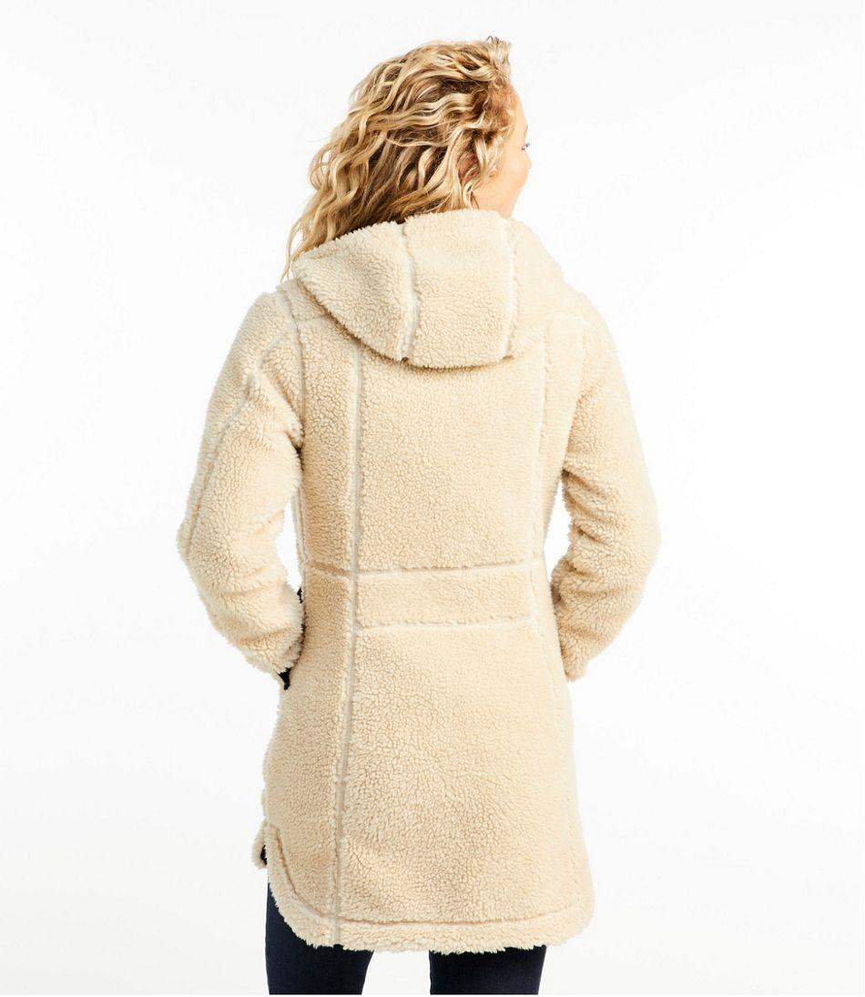 Women's Mountain Pile Fleece Coat