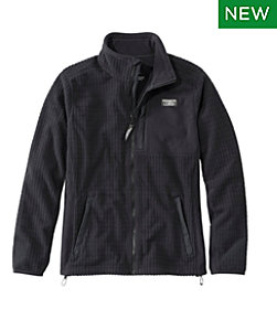 Men's Mountain Classic Windproof Fleece Jacket Tall