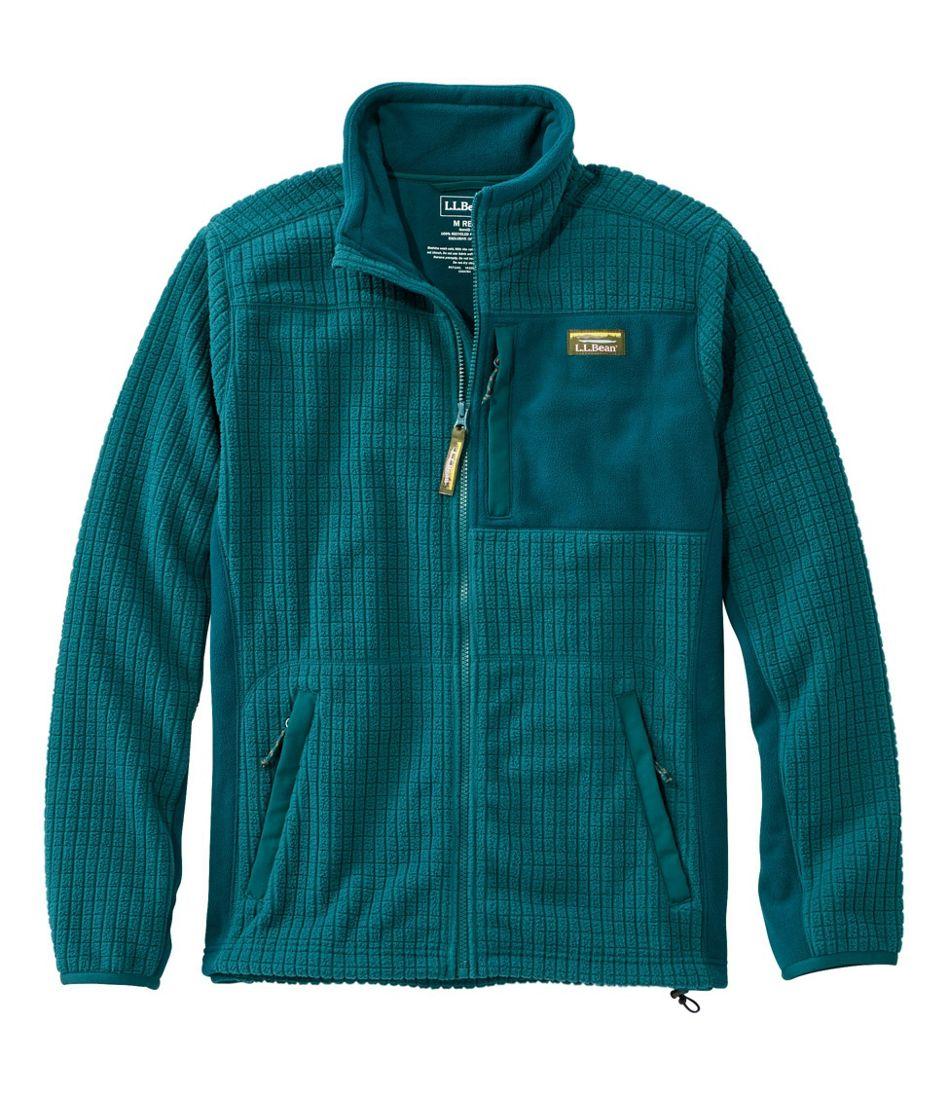 Men's Mountain Classic Windproof Fleece Jacket