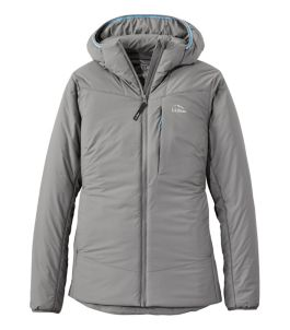 Women's Stretch Primaloft Packaway Hooded Jacket