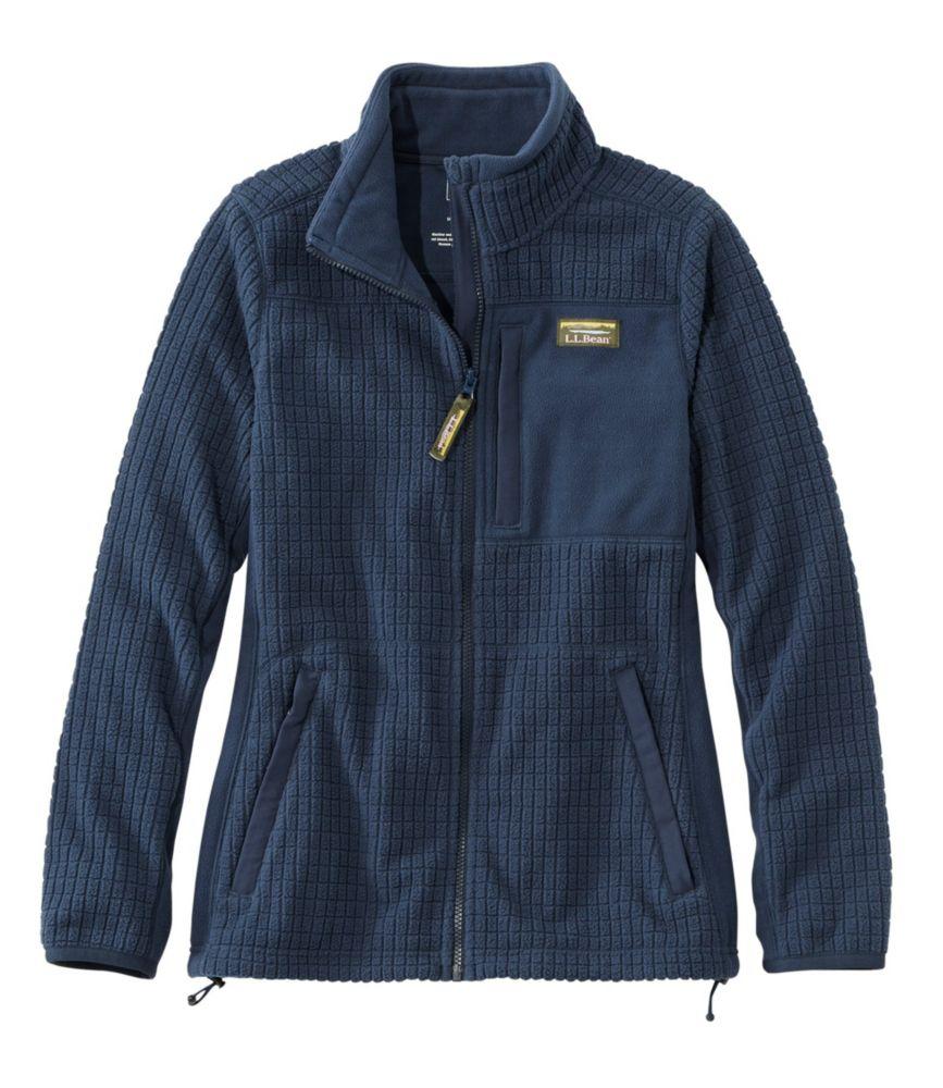 Mountain Classic Windproof Fleece Jacket