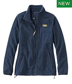 Women's Mountain Classic Windproof Fleece Jacket