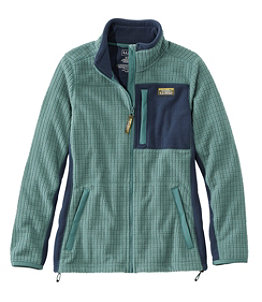 Women's Mountain Classic Windproof Fleece Jacket