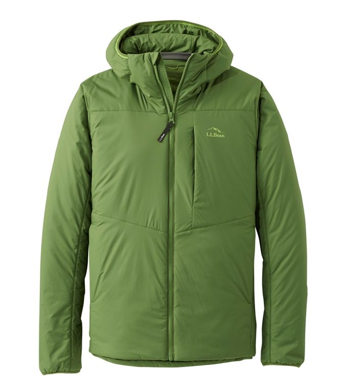 L.L Bean: Men's Stretch Primaloft Packaway Hooded Jacket $69.99 (Save 68%)