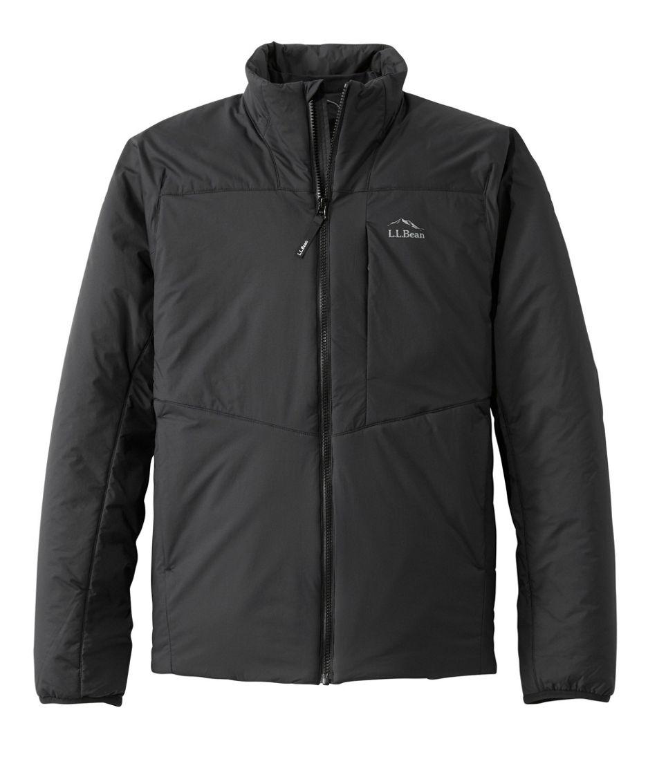 Men's Stretch Primaloft Packaway Jacket
