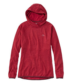 Women's Adventure Grid Fleece Hoodie