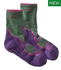 Women's Darn Tough Light Hiker Micro Crew Socks