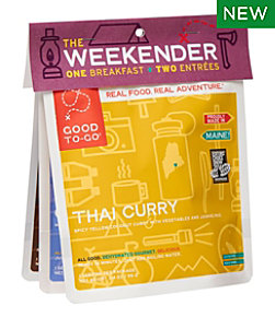 Good To-Go Foods Weekender Variety Pack #1