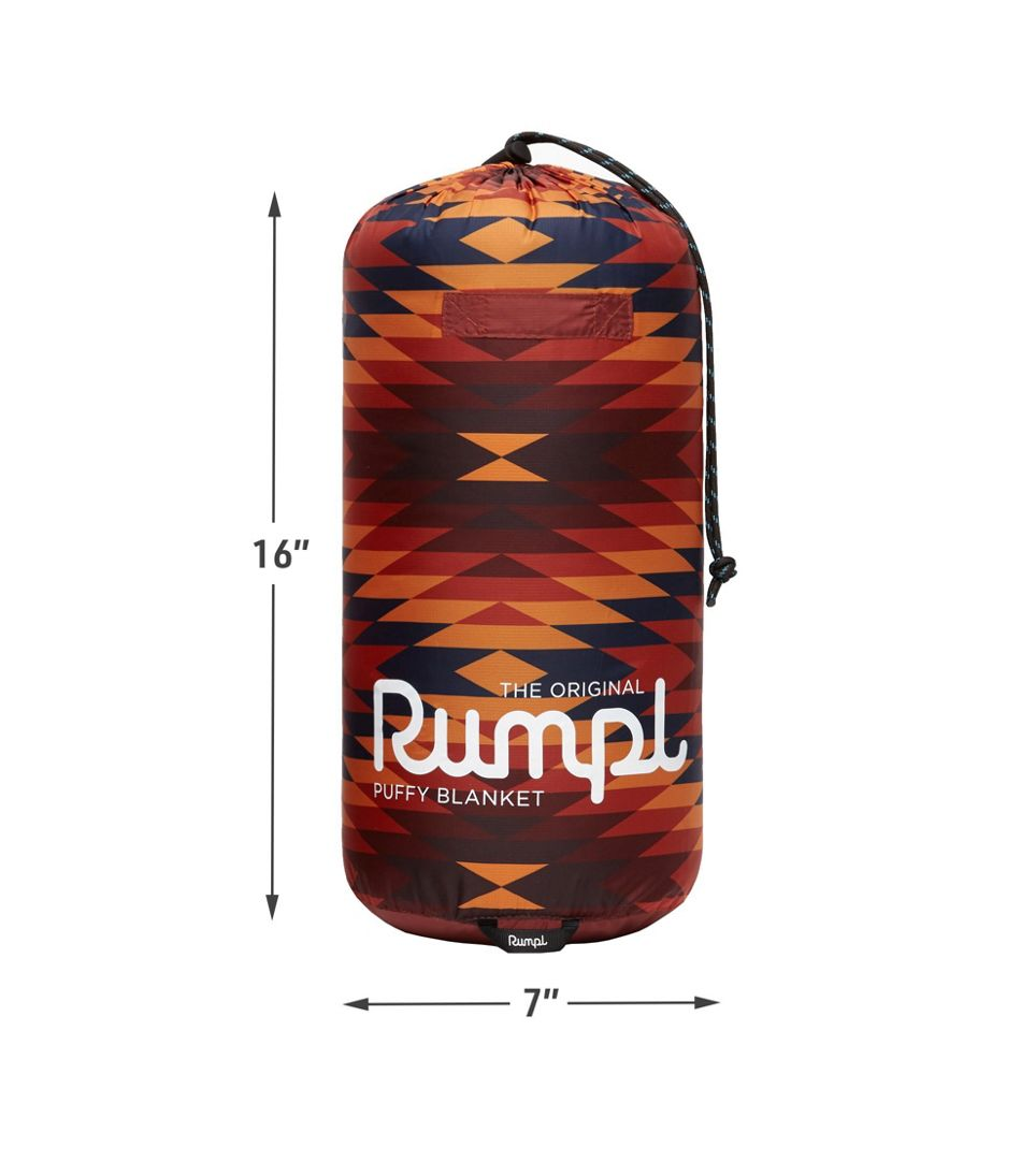 Rumpl Original Puffy Blanket, Print