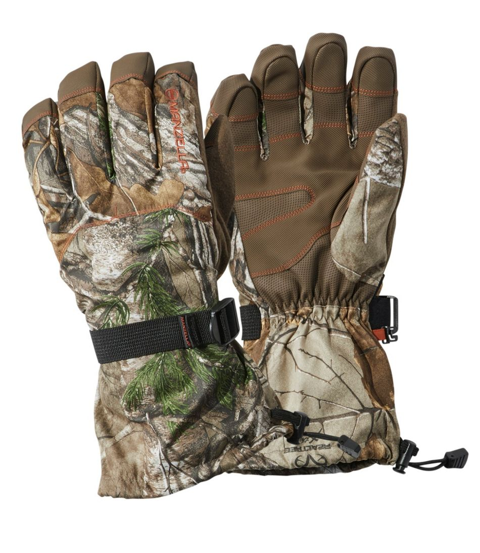 Men's Manzella Grizzly Hunting Gloves