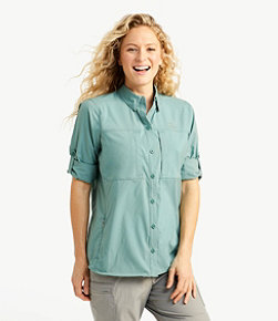 Women's Tropicwear Pro Stretch Shirt, Long-Sleeve