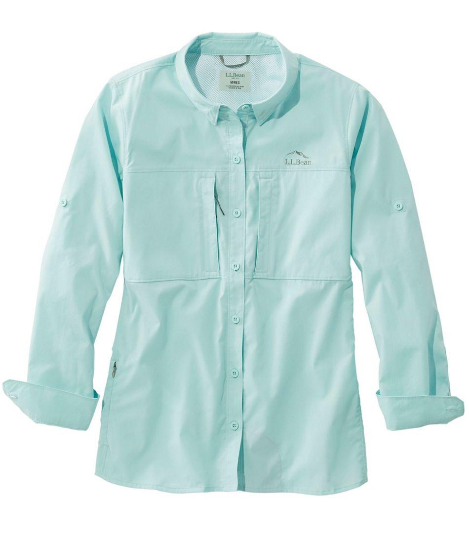 Women's Tropicwear Pro Stretch Shirt, Long-Sleeve