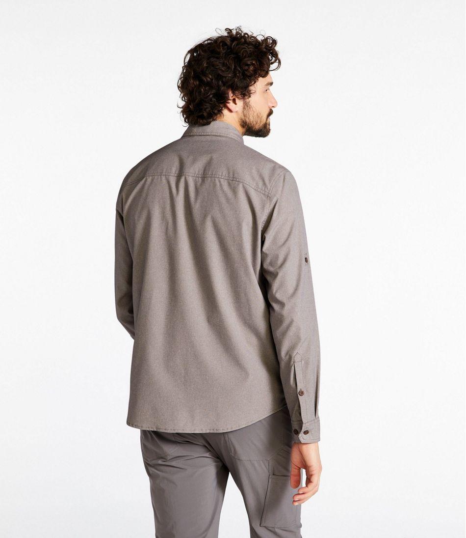 Men's No Fly Zone Shirt, Long-Sleeve