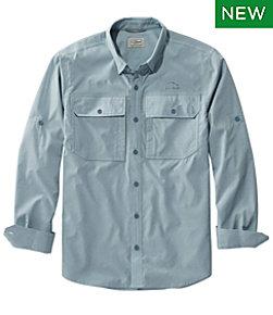Men's No Fly Zone Shirt, Long-Sleeve Tall