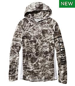 Women's Tropicwear Knit Hoodie, Print