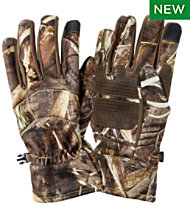 Waterfowl Shooter's Gloves