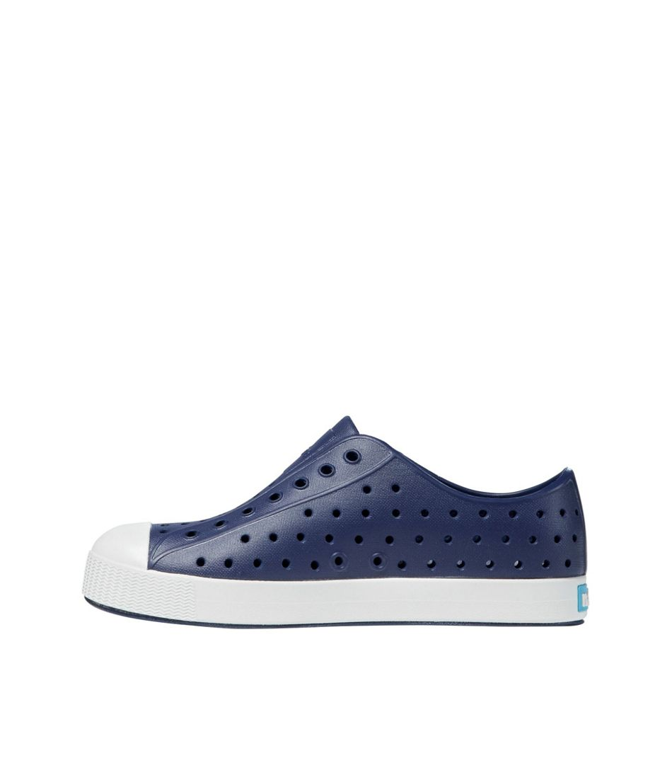 Kids' Native Jefferson Slip-On Sneaker