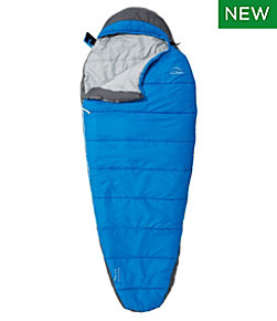 L.L.Bean Adventure Sleeping Bag, 25° Mummy