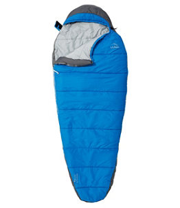 Adults' L.L.Bean Adventure Sleeping Bag, 25° Mummy