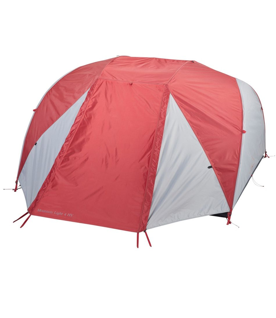 Mountain Light HV 4 Tent With Footprint