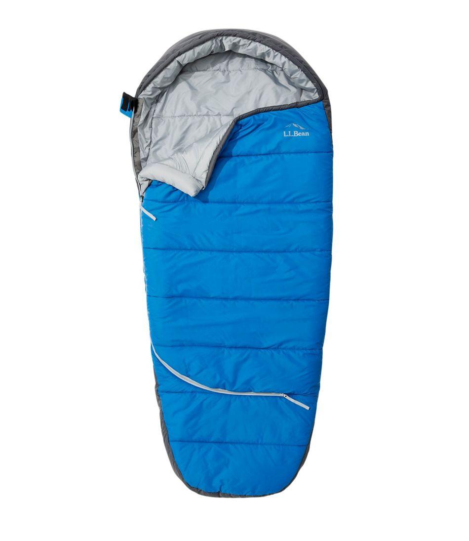Kids' L.L.Bean Adventure Sleeping Bag, 30° Single