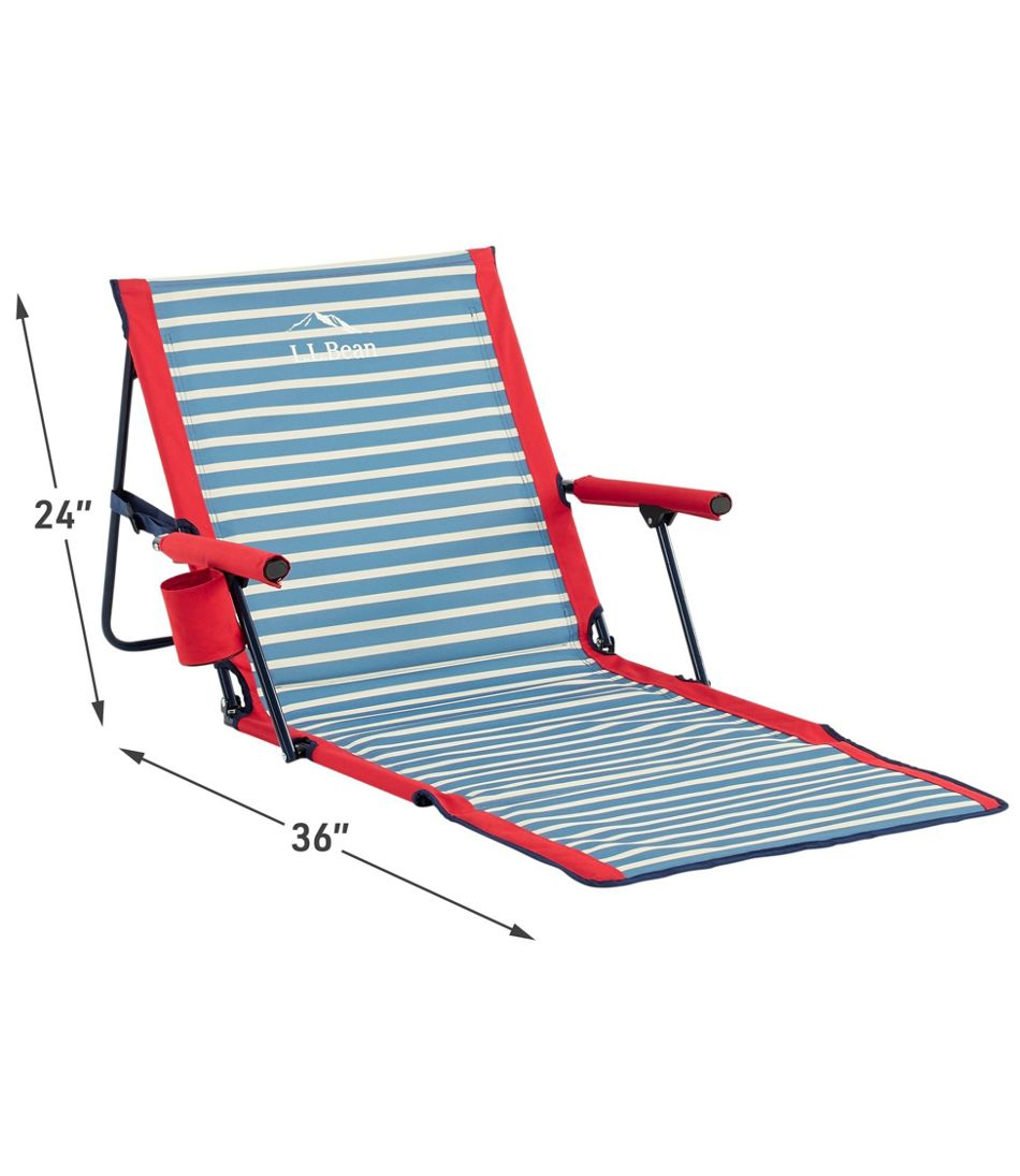 L.L.Bean Beach Lounger