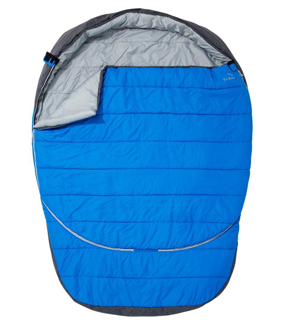 L.L.Bean Adventure Sleeping Bag, 30° Double